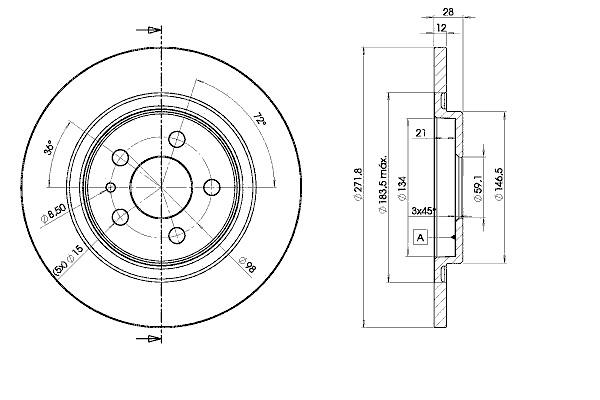 Тормозные Технические БензиТехнические Тормозные Рекомендуемое Заз форза